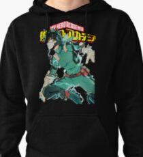 Deku Full Cowl-My hero Academia Pullover Hoodie
