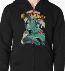Deku Full Cowl-Mon héros Academia Veste zippée à capuche