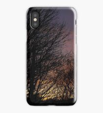 As Day Ends................................Derry iPhone Case/Skin