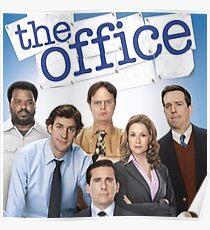 Das Büro Poster