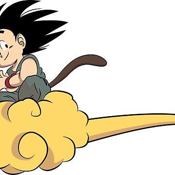 Shaka Goku by etona