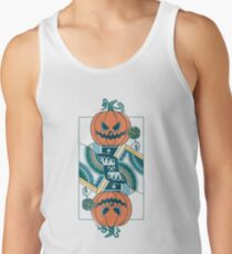 Pumpkin Player Tank Top