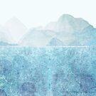 blue lake by creativemonsoon