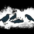 Murder of Crows by ntamime