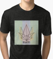 Bright Eyes Geometric Tri-blend T-Shirt