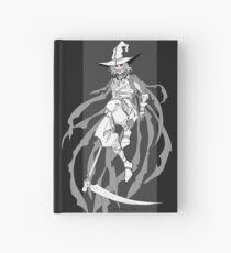 Spooky Jellyfish Hardcover Journal