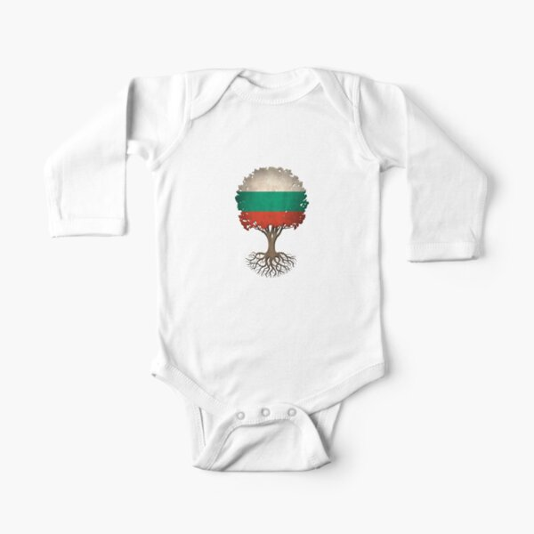 Girls Gift Bulgarian Princess Baby grow vest Kids Bulgaria
