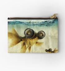 Lens Eyed Fish Studio Pouch