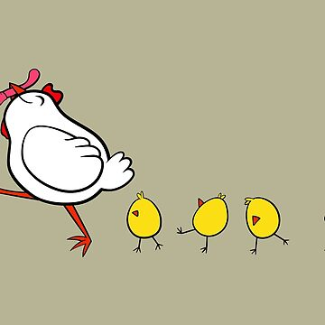 Pecking Order by Cheeseness