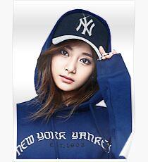 TWICE - TZUYU - MLB #1 Poster