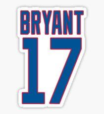 Kris Bryant Sticker