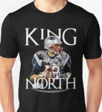 Tom Brady, King Of The North T-Shirt