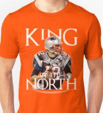 Tom Brady, King Of The North T-Shirt