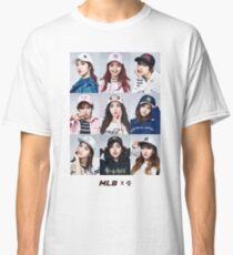 TWICE - GROUP - MLB #1 Classic T-Shirt