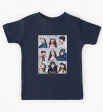 TWICE - GROUP - MLB #1 Kids Clothes