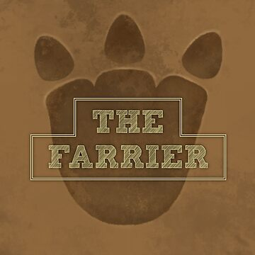The Farrier by Cheeseness
