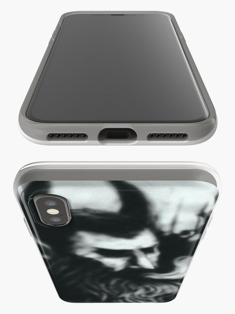 Alternative Ansicht von Elektrischer Zauberer Dopethrone iPhone-Hüllen & Cover