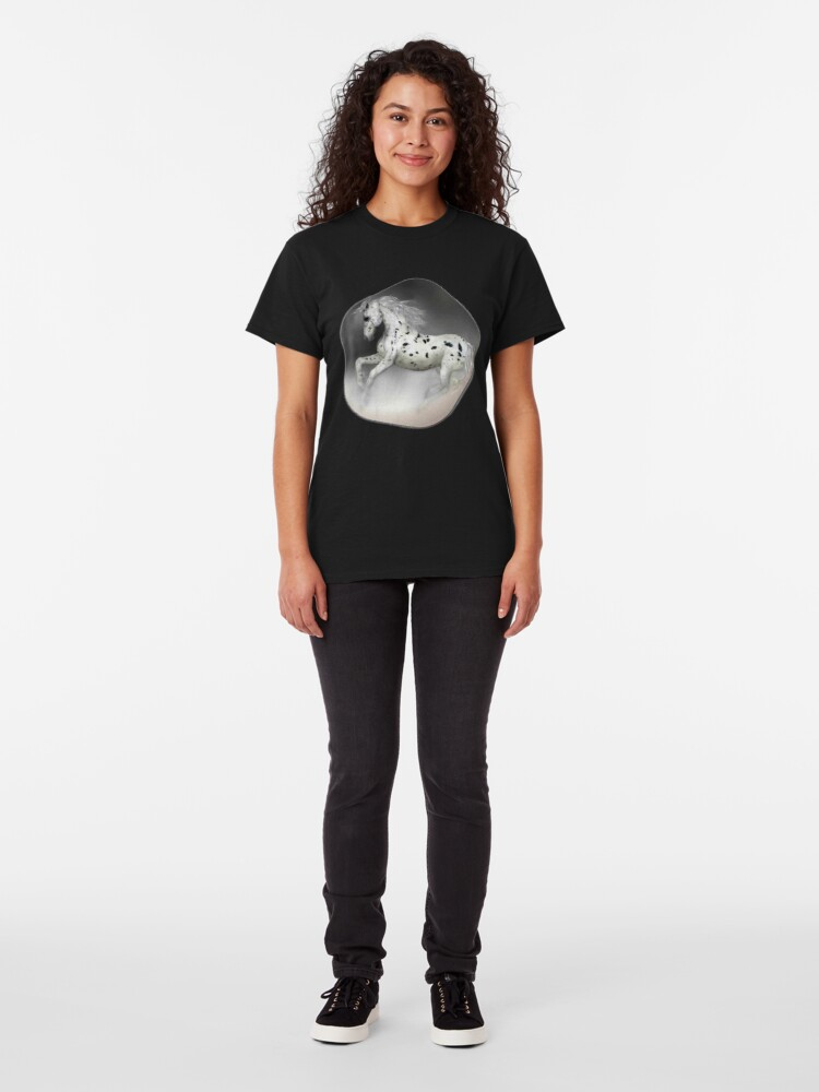 Alternate view of The Appaloosa  Classic T-Shirt