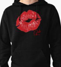 Lips Pullover Hoodie
