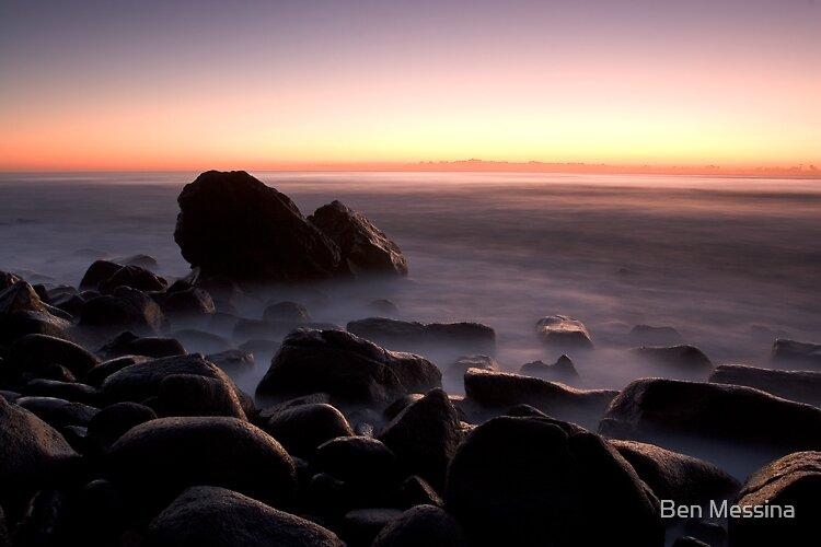 Burleigh Heads Sunrise by Ben Messina