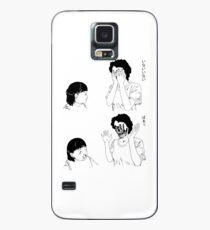 Shintaro – Peek-a-boo Case/Skin for Samsung Galaxy