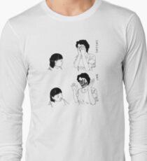 Shintaro – Peek-a-boo Long Sleeve T-Shirt