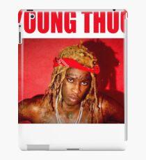 Young Thug impact name graphic iPad Case/Skin