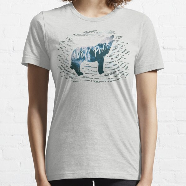 Wolf Pack Essential T-Shirt