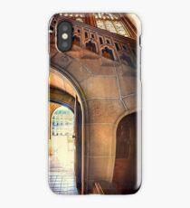 Quadrangle interior iPhone Case/Skin