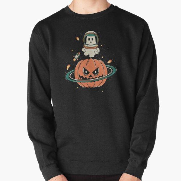 Pumpkin Planet Pullover Sweatshirt
