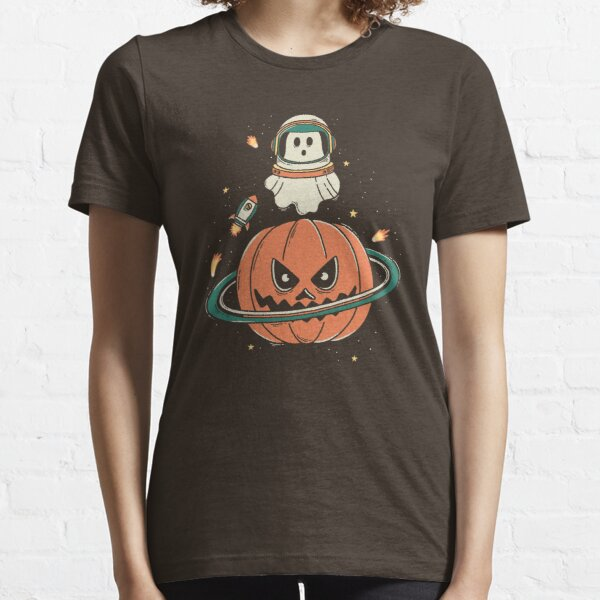 Pumpkin Planet Essential T-Shirt