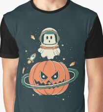 Pumpkin Planet Graphic T-Shirt