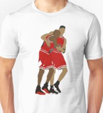 Michael Jordan And Scottie Pippen T-Shirt