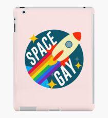 Space Gay iPad Case/Skin