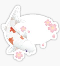 Little Koi Sticker