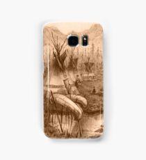 Indians Samsung Galaxy Case/Skin