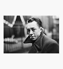 Albert Camus Photographic Print