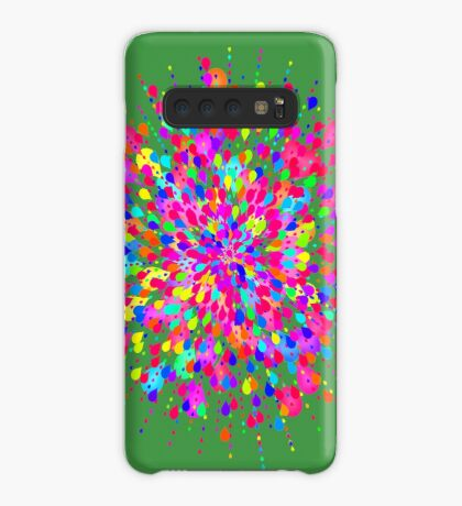 Color explosion Case/Skin for Samsung Galaxy
