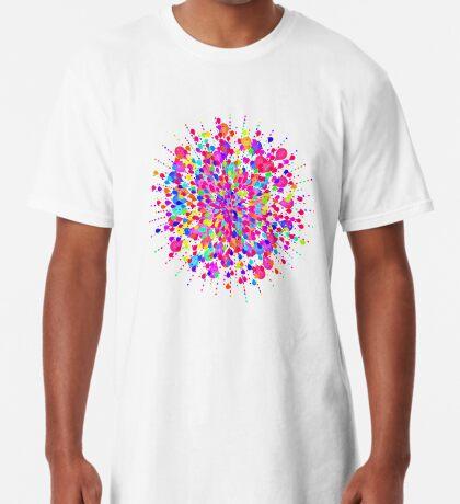 Color explosion Long T-Shirt