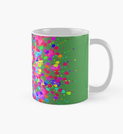 Color explosion Mug