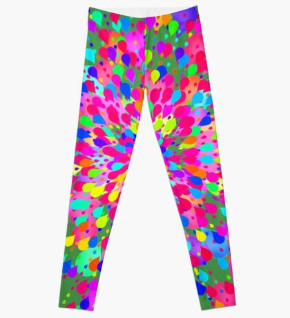 Color explosion Leggings