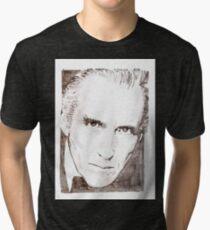 Christopher Lee Tri-blend T-Shirt