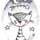 midnights cat by kulawiecka