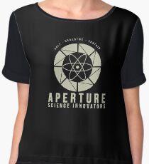 aperture laboratories Women's Chiffon Top