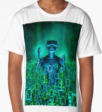 Virtual Dawn Long T-Shirt