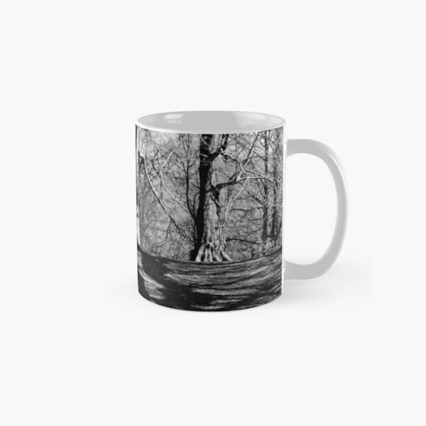 St Columba Statue in St Columbs park Classic Mug