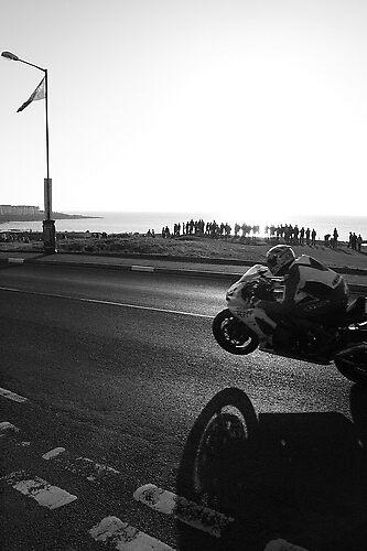 biker  by PeterWaugh