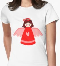 Little Angel with Heart T-Shirt