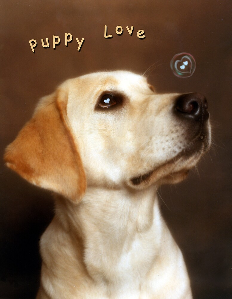 puppylove by SarahTrangmar