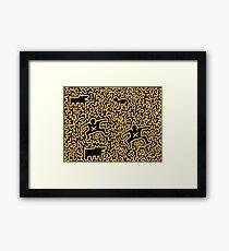 Keith  Framed Print